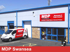Exterior View Of MDP Swansea Branch